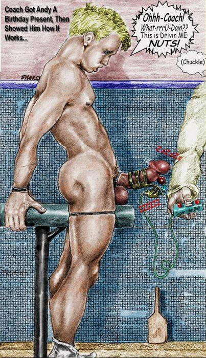 Фото Порно Пытки Хуя И Яиц
