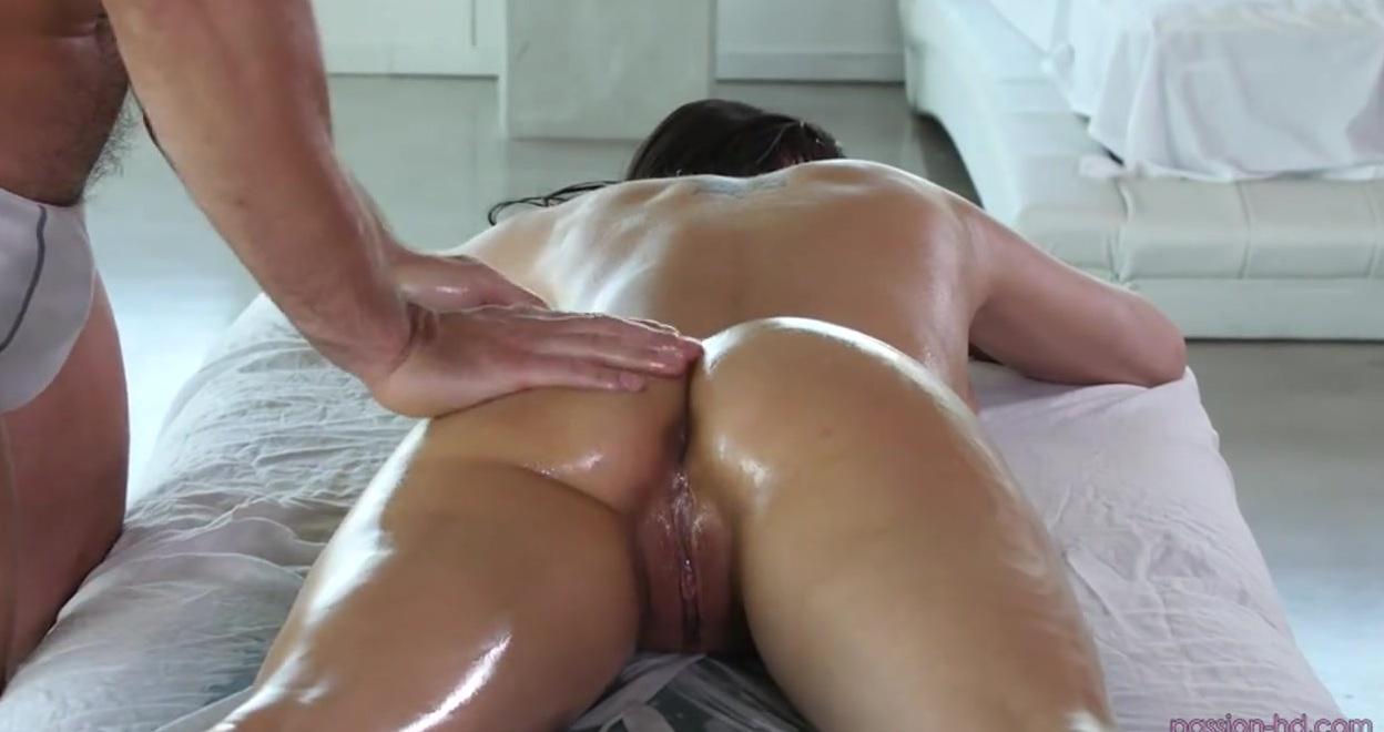 Массаж закончился диким сексом порно фото бесплатно